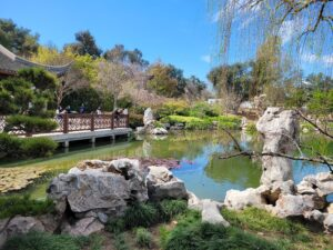 Huntington Library, Chinese Garden.  Photo by Lyna.
